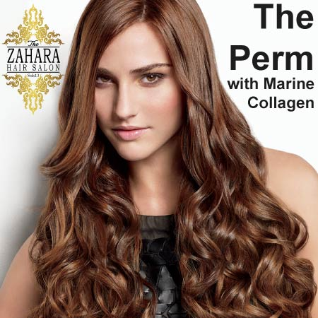 Italian Perm Bangkok for Beachy Waves - Zahara Hair Salon Bangkok