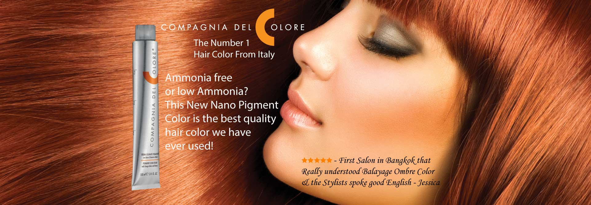 italy hair color bangkok